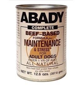 Abady Abady Complete Beef Based Canned Food