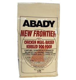 Abady Abady New Frontier Chicken Kibble