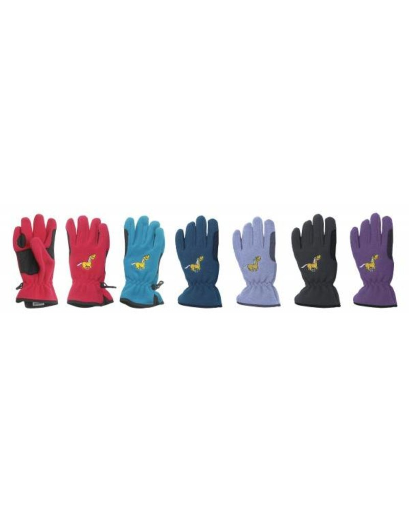 Equistar Pony Fleece Glove