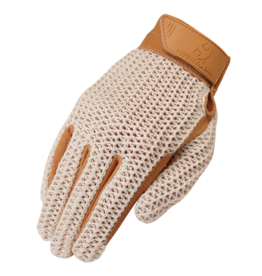 Heritage Heritage Crochet Riding Glove