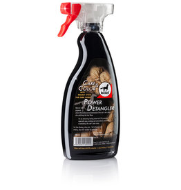 Leovet Power Detangler with Walnut