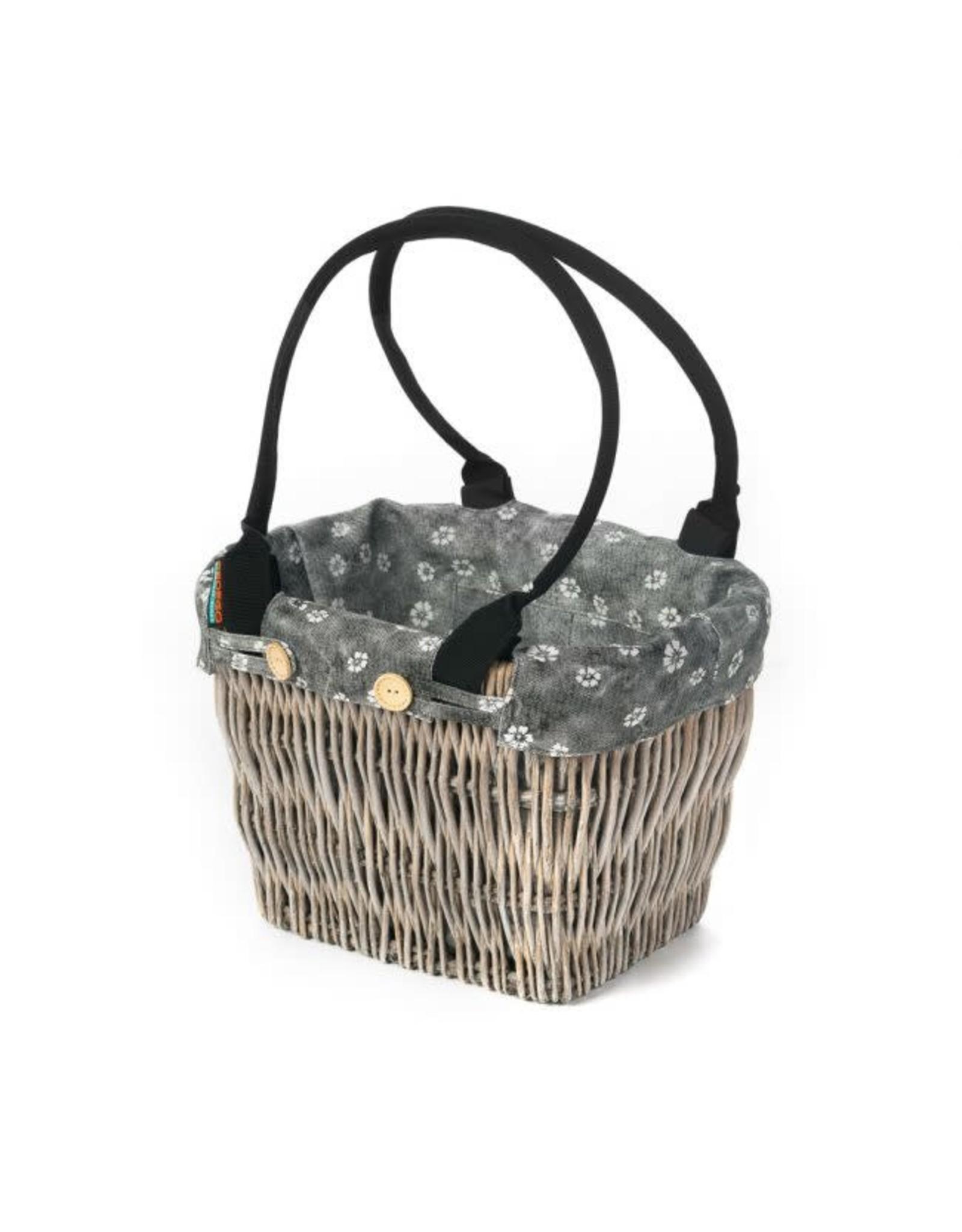 Pedego Electric Bikes Basket Liner for Wicker Basket