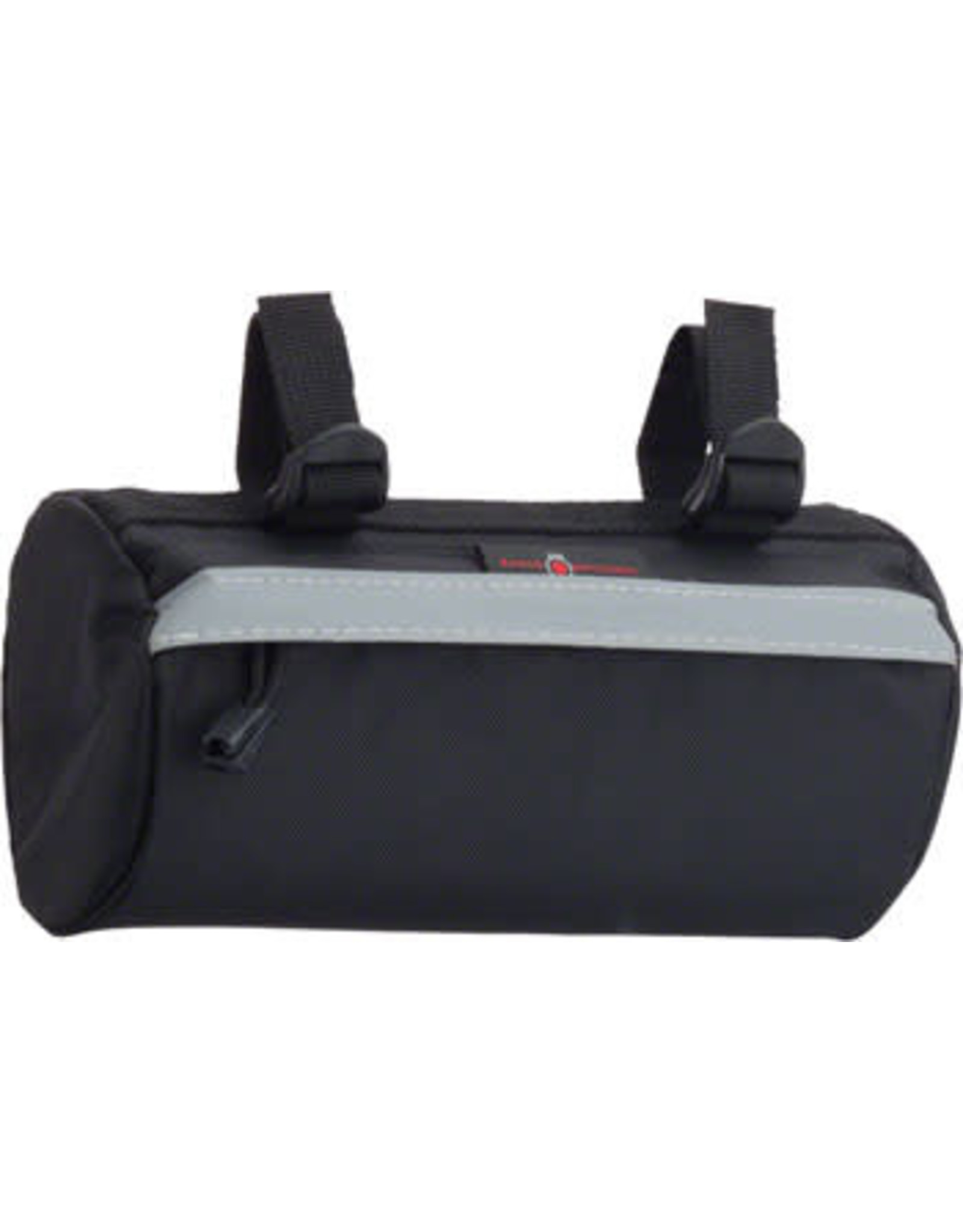 Axiom Banjo Brothers Handlebar Bag: SM, Black