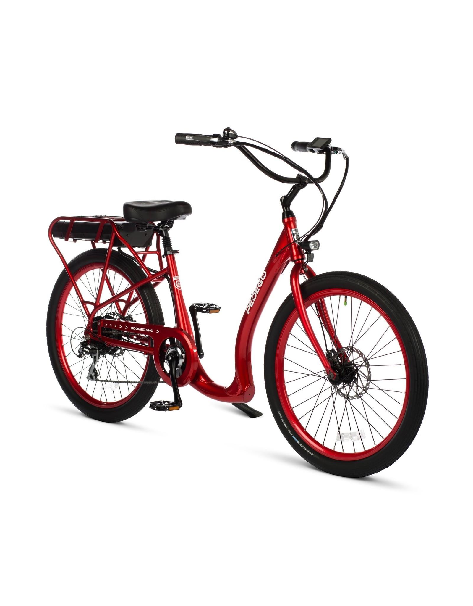 """Pedego Electric Bikes Boomerang Plus 24"""""""