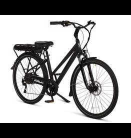"Pedego Electric Bikes City Commuter 26"" Step Thru BLACK Edition"