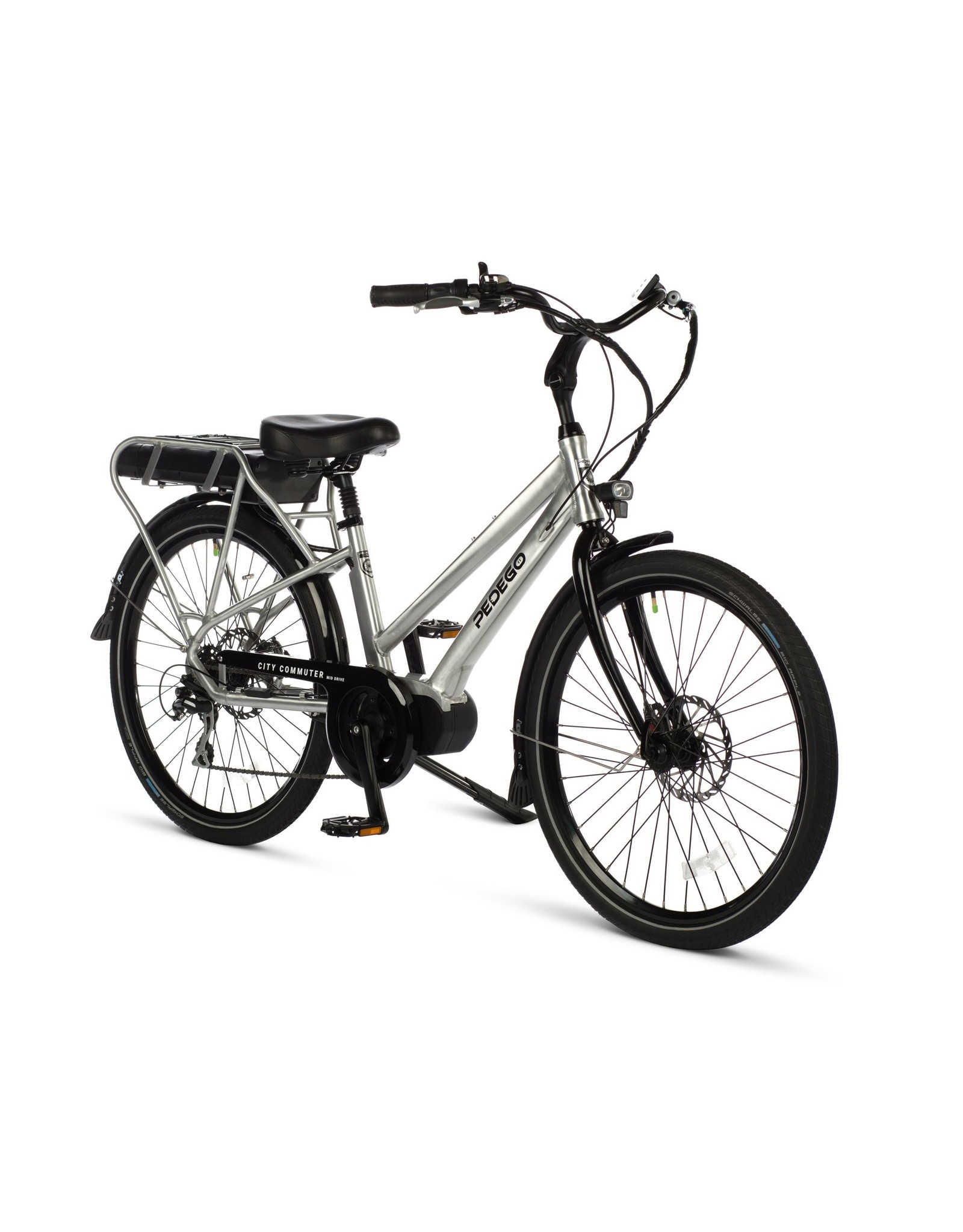 "Pedego Electric Bikes City Commuter 26"" Step Thru MID DRIVE"