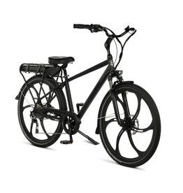 "Pedego Electric Bikes City Commuter 28"" Classic BLACK Edition w/ MAGNESIUM RIMS"