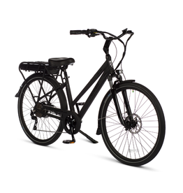 "Pedego Electric Bikes City Commuter 28"" Step Thru BLACK Edition"