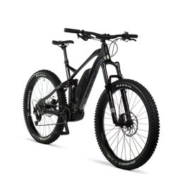 Pedego Electric Bikes Elevate Full Suspension Mountain Bike