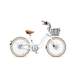 Electric Bike Company - Model Y White 48V10.5AH