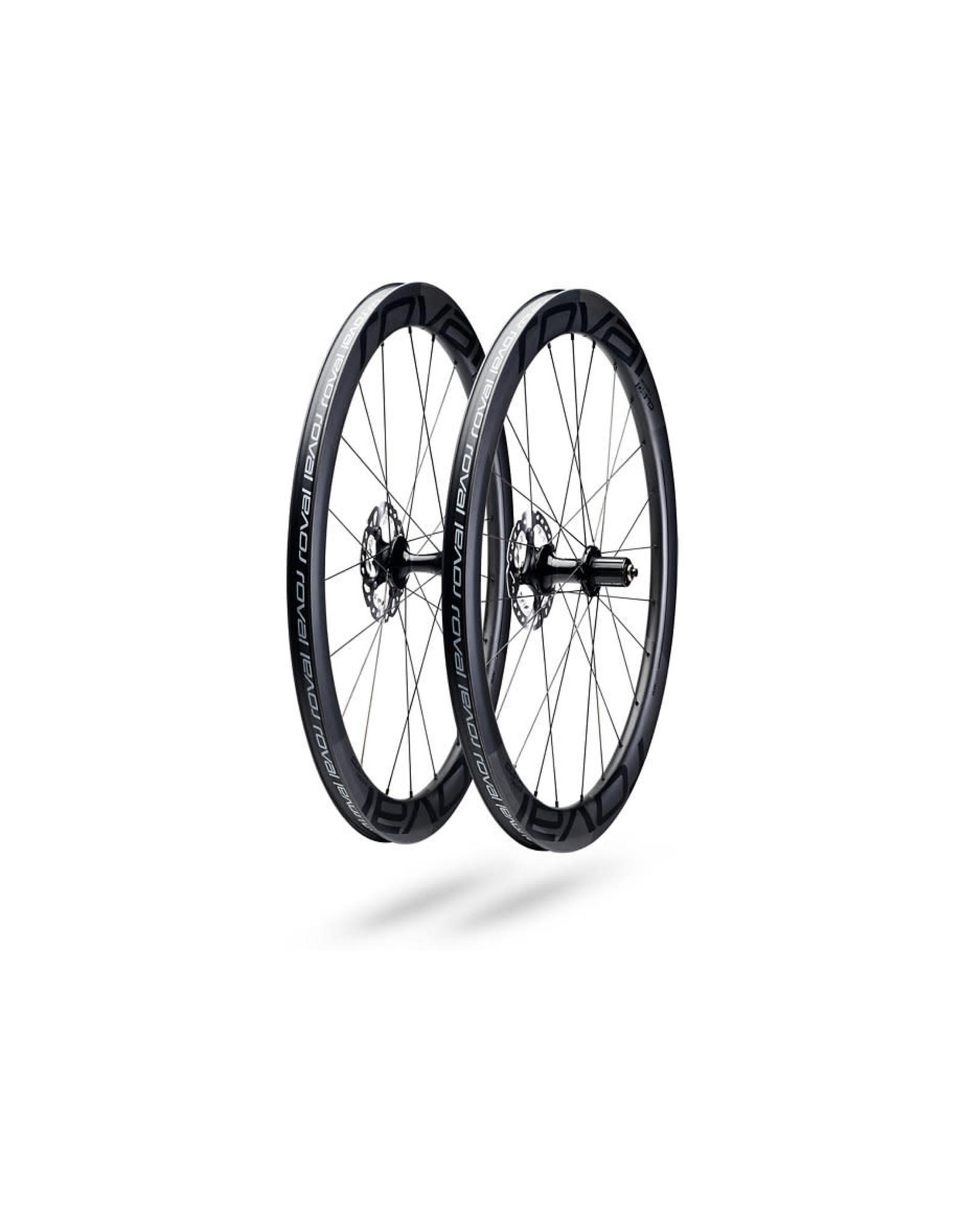 Specialized Bikes CL 50 DISC WHEELSET SATIN CARBON/BLK