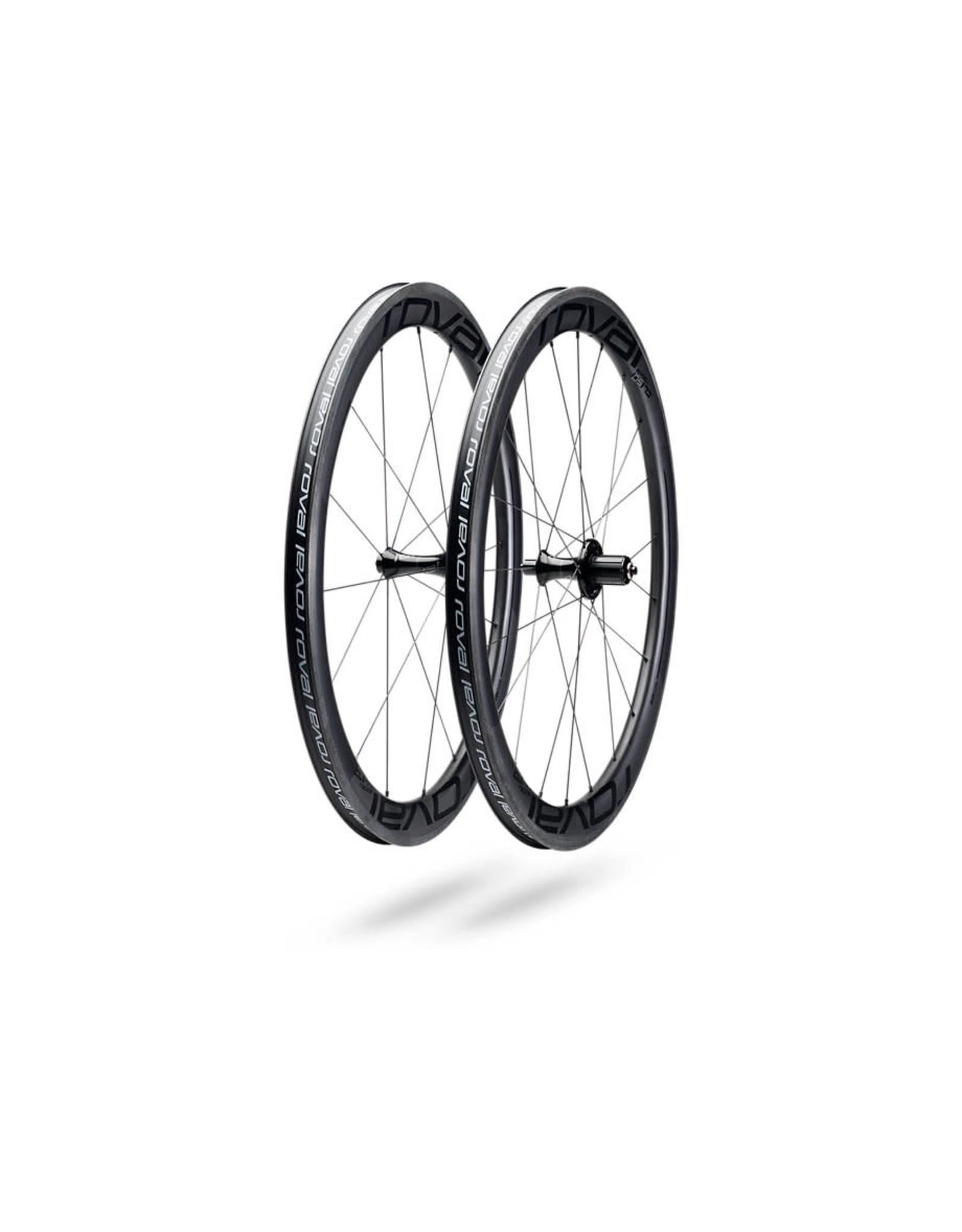 Specialized Bikes CL 50 WHEELSET SATIN CARBON/BLK