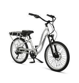 "Pedego Electric Bikes Interceptor 24"" Step Thru PLATINUM"