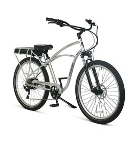 "Pedego Electric Bikes Interceptor 29"" Classic PLATINUM"