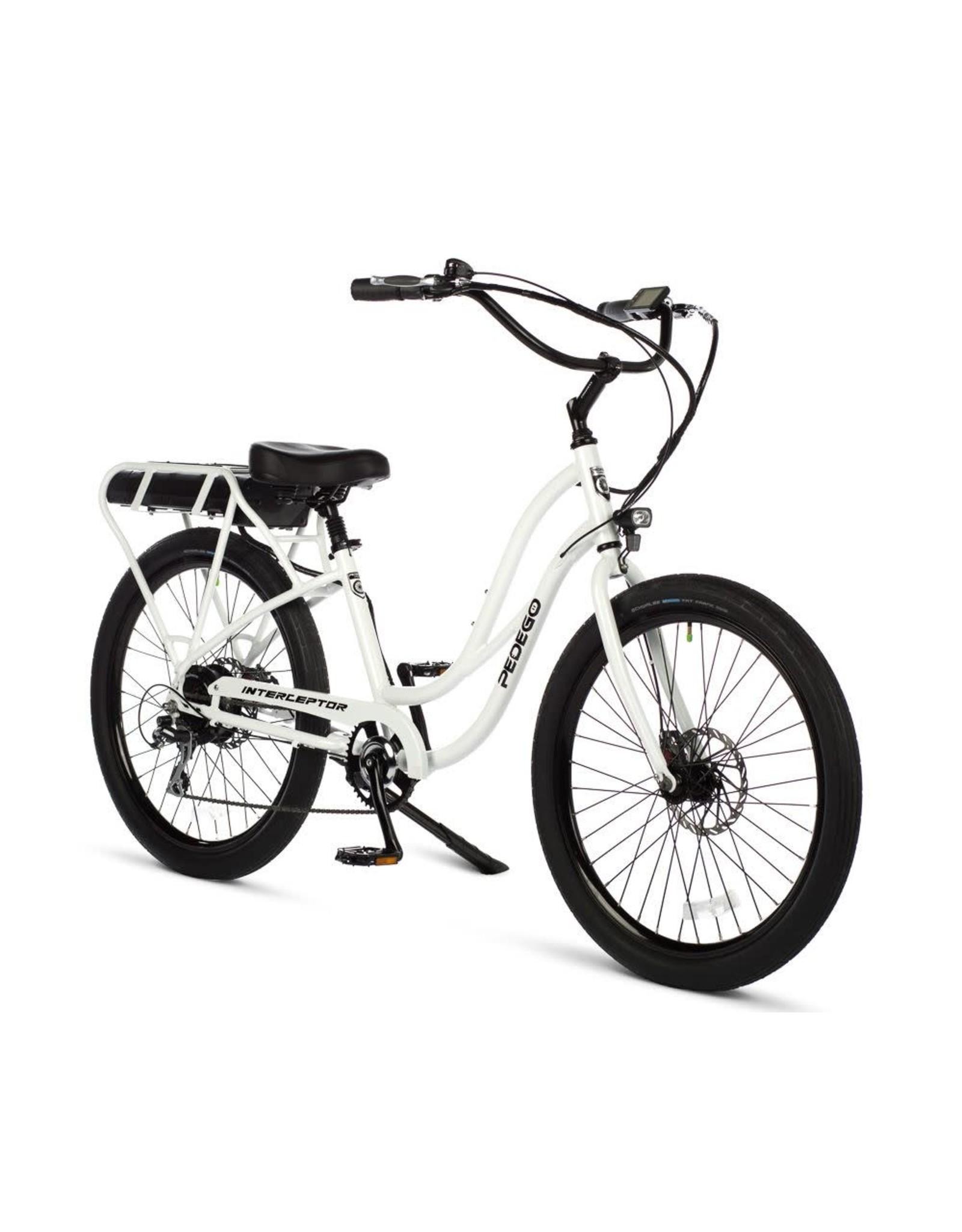 Pedego Electric Bikes Interceptor Step Thru (Used)