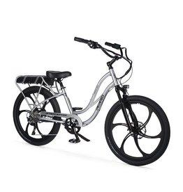 Pedego Electric Bikes Interceptor Step Thru PLATINUM w/ MAGNESIUM RIMS