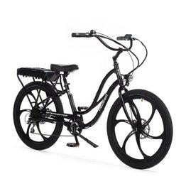 Pedego Electric Bikes Interceptor Step Thru w/ MAGNESIUM RIMS