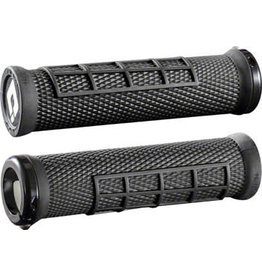 ODI ODI Elite Flow Grips Black Lock On