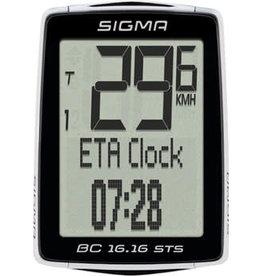 Sigma Sigma BC 16.16 STS Cadence Bike Computer - Wireless