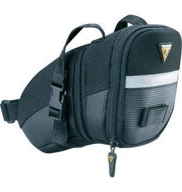 Topeak Topeak Aero Wedge Seat Bag: MD Black