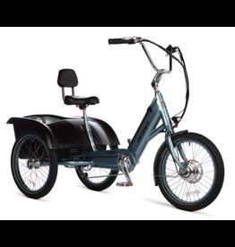 Pedego Electric Bikes Trike 36V 11AH Mineral Blue