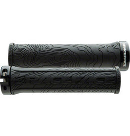 RaceFace RaceFace Half Nelson Grips, Lock-On