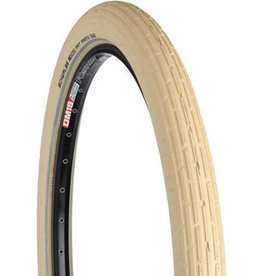 Schwalbe Schwalbe Fat Frank Tire - 26 x 2.35, Clincher, Wire, Creme