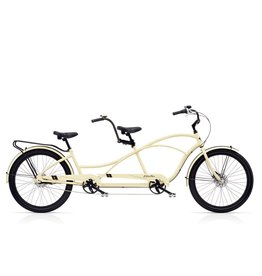 Electra Electra Modern DLX Tandem 7i Matte Cream (Used)
