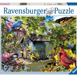 Time for Lunch - 1000 Piece Puzzle