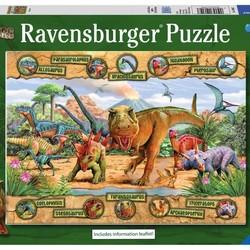 Dinosaurs - 100 Piece Puzzle