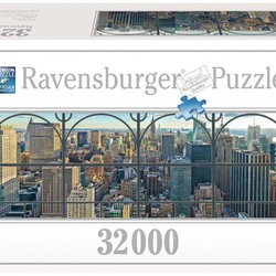 A View of Manhattan - 32000 pc Puzzle