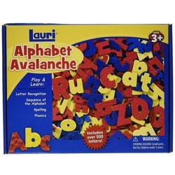 Alphabet Avalanche Letter Set 500 Letters