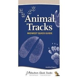 Animal Tracks of the Midwest Guide