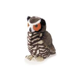 Audubon Great Horned Owl
