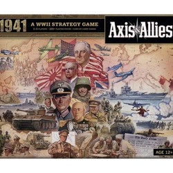 Axis and Allies - 1941