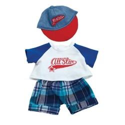 Baby Fella Ballpark Fun Outfit