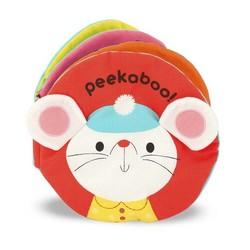 Baby Play Cloth Books - Peekaboo!