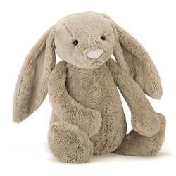 Bashful Beige Bunny Large