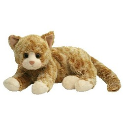 Beanie Babies Classic - Cobbler Cat Orange - Medium 13""