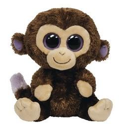 "Beanie Boos - Coconut Monkey - Medium 13"""