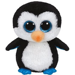 """Beanie Boos - Waddles Penguin - Small 6"""""""