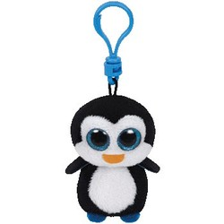 Beanie Boos - Waddles Penguin - Clips 5""