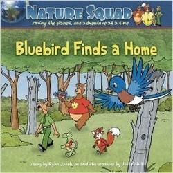 Bluebird Finds a Home