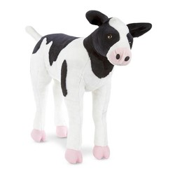 Calf - Lifelike Animal Giant Plush