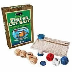 Fish or Cut Bait Dice Game