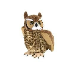 "Cuddlekins 12"" - Great Horned Owl"