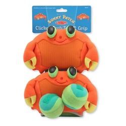 Clicker Crab Toss & Grip