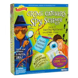Crime Catchers Spy Science