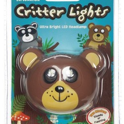 Outdoor Discovery - Critter Lights Head Lamp