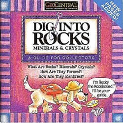 Dig into Rocks Book